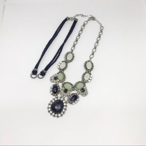 Tangier Convertible Statement Necklace